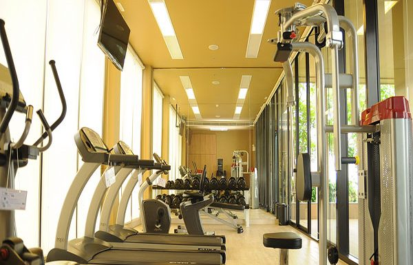 Noble-Revent-Bangkok-condo-for-sale-fitness